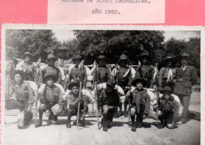 Brigada scout caupolican