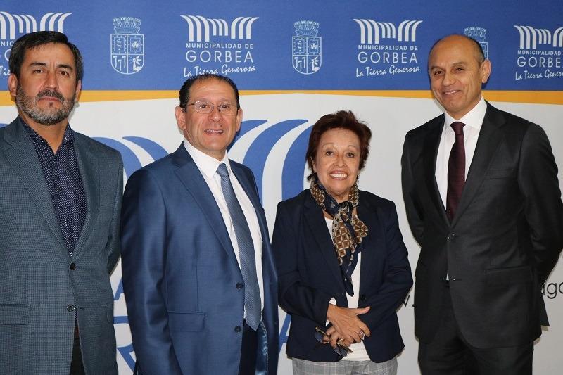 Alcalde de Gorbea, Sr. Guido Siegmund González, capacita a todos los docentes y profesionales asistentes de la educación de la comuna, en el ámbito de las Neurociencias aplicadas al aula.