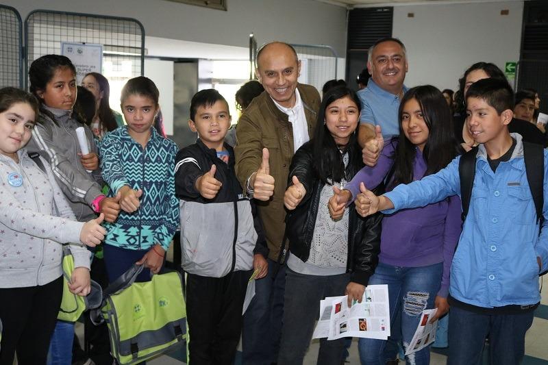17 estudiantes de Establecimientos Educacionales Municipales de la comuna pertenecen al Proenta de la Universidad de la Frontera