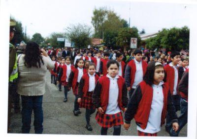 desfile niños escuela 6