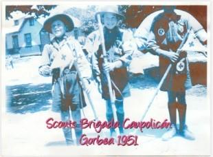 escuela cinco scout