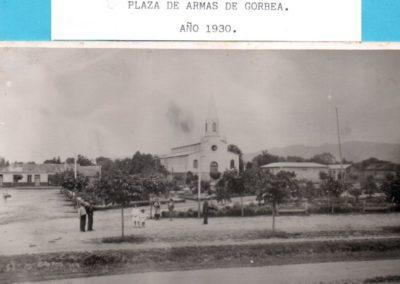 plaza de armas gorbea