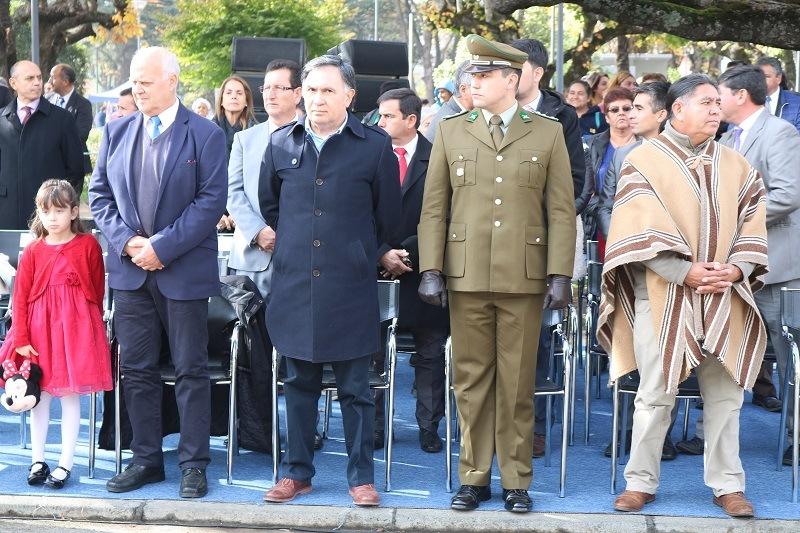 Gorbea celebra sus 115 años con Misa y Desfile Aniversario