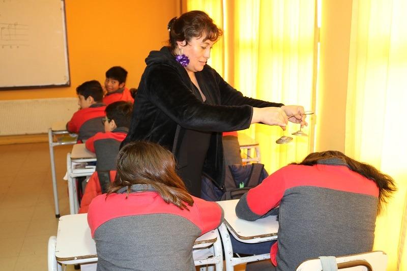 En Escuela Presbítero J.A.G. se realizan clases de Mindfulness