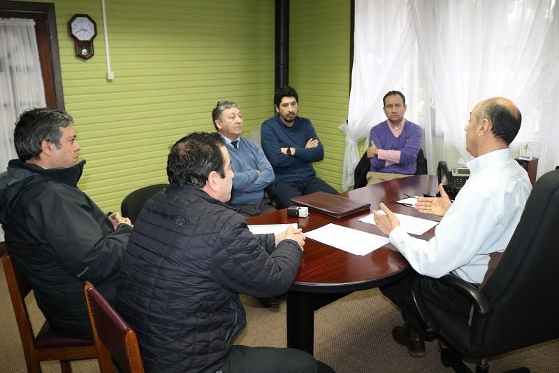 Reunión de colaboración DAEM y Liceo Gorbea