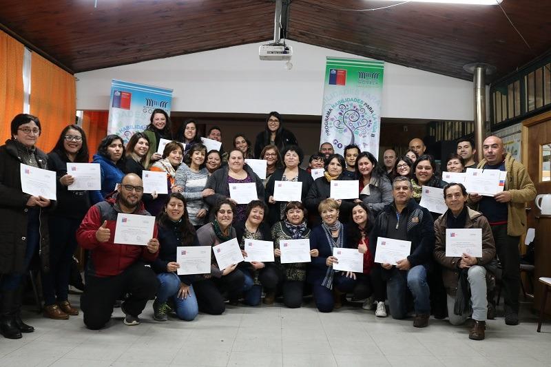 Comunidad de Escuela Cinco se capacita en Habilidades Blandas