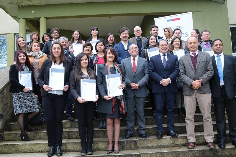 Profesora Nitza Luengo de Liceo de Lastarria gana pasantía a Nueva Zelanda