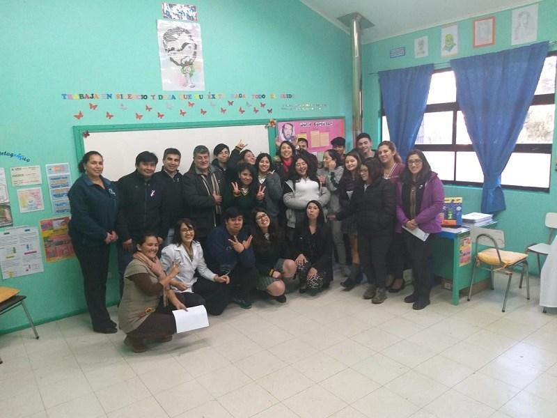 Liceo de Lastarria inaugura sala temática