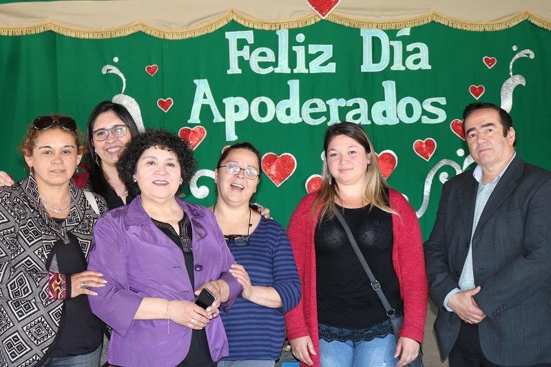 Escuela Cinco celebra a sus Apoderados