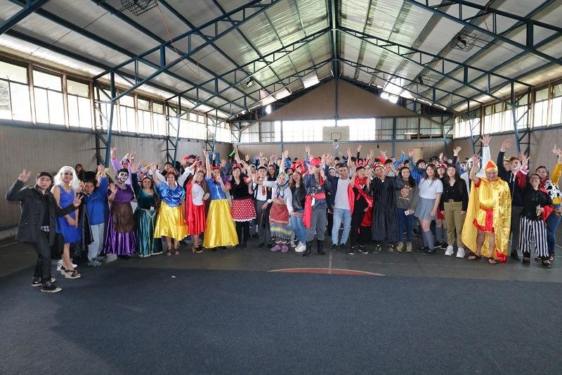 C.E. Andrés Antonio Gorbea celebra el Día de la Diversidad
