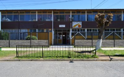 Escuela Cinco será remodelada con eficiencia energética