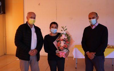 Profesora de Escuela El Rinco se retira de la educación de forma voluntaria